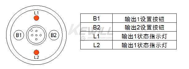 KFP60电子压力开关设置