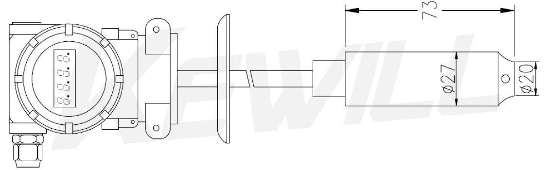 外形结构(mm)