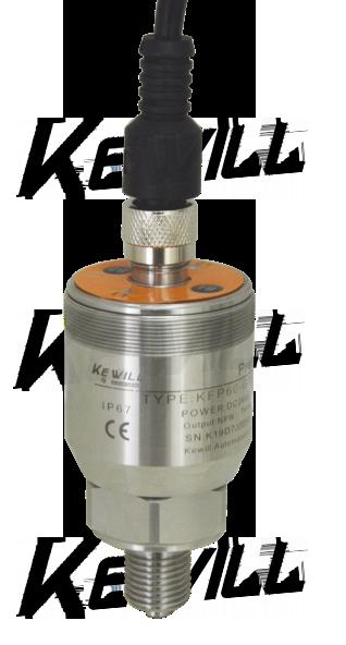 LV60 电子静压液位开关