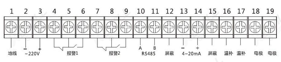 AE30B接线端子图
