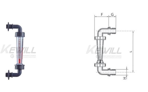 FF25C 弯管型